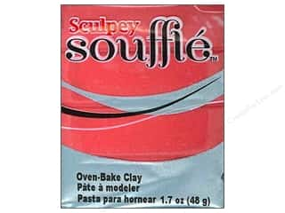 Projects & Kits Weekly Specials: Sculpey Souffle Clay 1.7 oz. Mai Tai