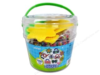 Perler Fused Bead Kit Bucket 80's Favorites
