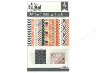 Authentique Card Making Stack 18 pc.Spirited