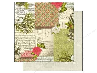 Design Layout Sheets: Authentique 12 x 12 in. Paper Believe Collection Novelty (25 pieces)