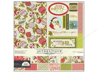 Authentique 12 x 12 in. Paper Believe Collection Kit