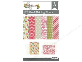 Authentique: Authentique Card Making Stack 18 pc. Believe