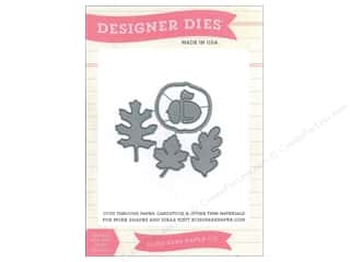 Dies Fall / Thanksgiving: Echo Park Designer Dies Festive Fall Medium