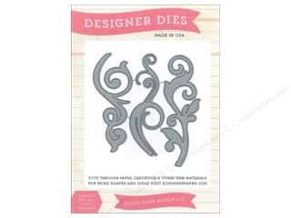 Echo Park Designer Dies Flourish Set 1 Medium