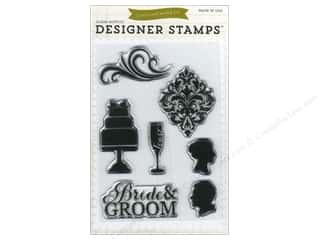 7 Gypsies Stamp Sets: Echo Park Clear Stamp Set Wedding