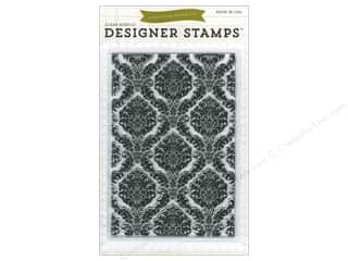 Echo Park Clear Stamp Set Damask Background