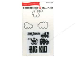 Stamps Children: Echo Park Designer Die & Stamp Set Big Kid