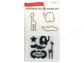 Stamps Children: Echo Park Designer Die & Stamp Set Little Man