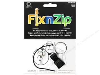 Sliders Sewing & Quilting: Coats Fix N Zip Replacement Zipper Slider Medium
