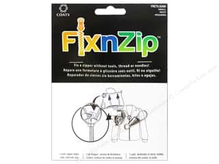 Sliders Sewing & Quilting: Coats Fix N Zip Replacement Zipper Slider Small