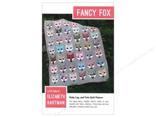 Adomit: Fancy Fox Quilt Pattern