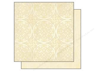Religious Subjects Patterns: Authentique 12 x 12 in. Paper Faith Collection Symbolic (25 pieces)