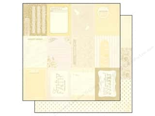 Religious Subjects Patterns: Authentique 12 x 12 in. Paper Faith Collection Enhancements (25 pieces)