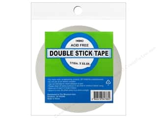"Heiko Double Stick Tape 7/16""x 65.5'"