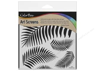 ColorBox Art Screens Stencil Tropical