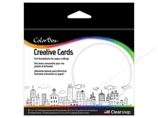 Weekly Specials Inkadinkado Stamping Gear: ColorBox Creative Cards and Envelopes Cityscape