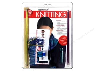 Family $6 - $10: Boye I Taught Myself Knitting Set