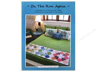 Books & Patterns $9 - $15: Anka's Treasures On The Run Again Book by Heather Mulder Peterson
