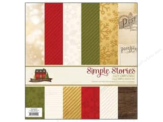 Simple Stories Cozy Christmas Simple Basics