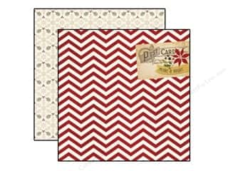 "Christmas: Simple Stories Cozy Christmas Paper 12""x 12"" Dear Santa (25 pieces)"