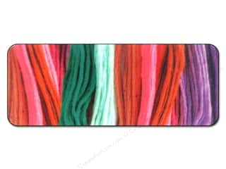 FotoFiles Sewing Gifts: FotoFiles Nail File with Mirror Rainbow Skeins