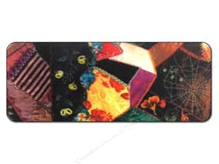 FotoFiles Sewing Gifts: FotoFiles Nail File with Mirror Crazy Quilt