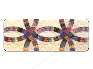 FotoFiles Nail File with Mirror Wedding Quilt