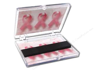 FotoFiles Needle Case Breast Cancer Ribbon