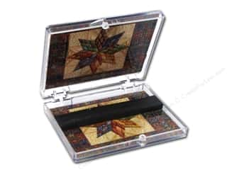 needle case: FotoFiles Needle Case Eight Point Star