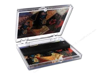 Needle Holder: FotoFiles Needle Case Crazy Quilt