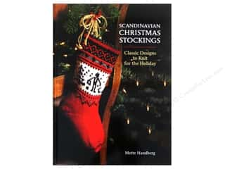 Scandinavian Christmas Stockings Book