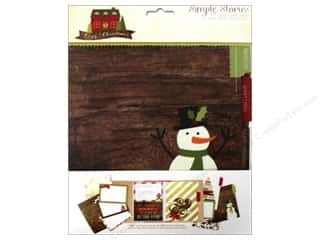 Snaps Christmas: Simple Stories Cozy Christmas Recipe Divider Pages