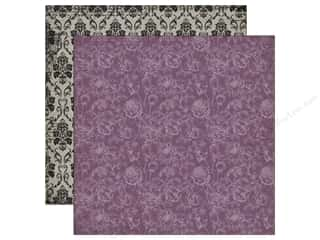 Echo Park 12 x 12 in. Paper Arsenic & Lace Floral (25 piece)