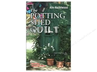 The Potting Shed Quilt Book