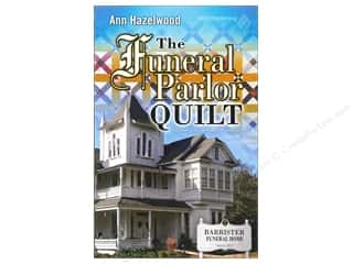 Journal & Gift Books: The Funeral Parlor Quilt Book