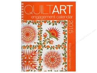 Quilt Art Engagement Calendar 2015