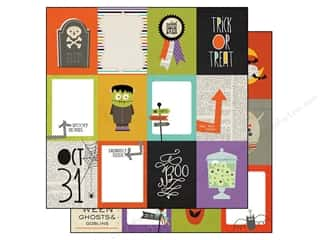 Simple Stories Frankie/Frnd Paper 12x12 Journ 3x4 (25 piece)