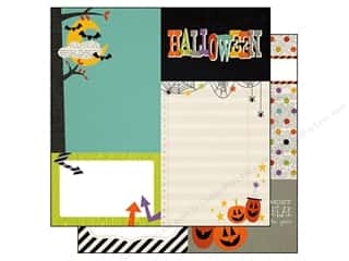 "Patterns $6 - $8: Simple Stories Frankie & Friends Paper 12""x 12"" Journaling Card Elements 4""x 6"" & 6""x 8"" (25 pieces)"