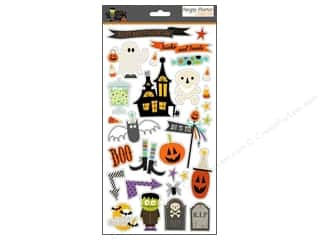 Simple Stories Frankie/Frnd Sticker Chipboard
