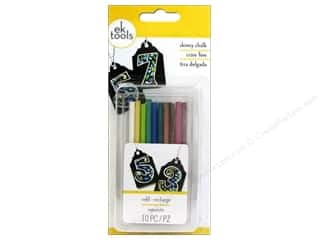Sale Drawing: EK Chalk Refill Skinny Trend 10pc