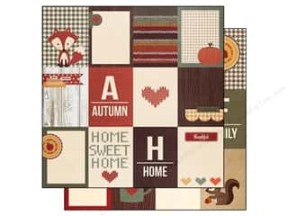 Simple Stories Sweater Wthr Paper 12x12 Journ 3x4 (25 piece)
