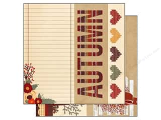 "Simple Stories Fall / Thanksgiving: Simple Stories Sweater Weather Paper 12""x 12"" Page Elements (25 pieces)"