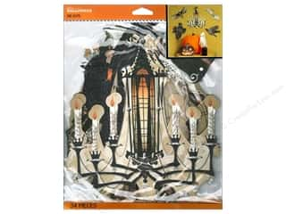 Home Decor Halloween Spook-tacular: EK Decor Jolee's Boutique Halloween Die Cut Pack