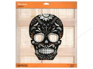 Decorative Masks $8 - $9: EK Decor Jolee's Boutique Halloween Door Kit
