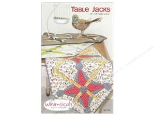 Chronicle Books $15 - $18: Whimsicals Table Jacks Pattern