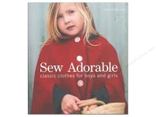 Guild of Master Craftsman Publications Ltd: Sew Adorable Book