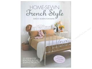 Cico Books Home Decor Books: Cico Home-Sewn French Style Book by Amelie Morin-Fontaine