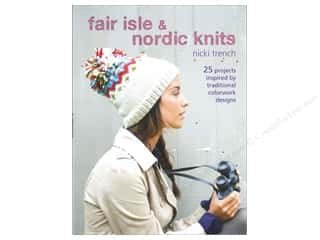Doll Making Cico Books: Cico Fair Isle & Nordic Knits Book by Nicki Trench
