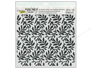 The Crafter's Workshop Template 12 x 12 in. Vineyard