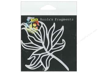 Chalk $4 - $5: The Crafter's Workshop Template 4 x 5 in. Maple Leaf